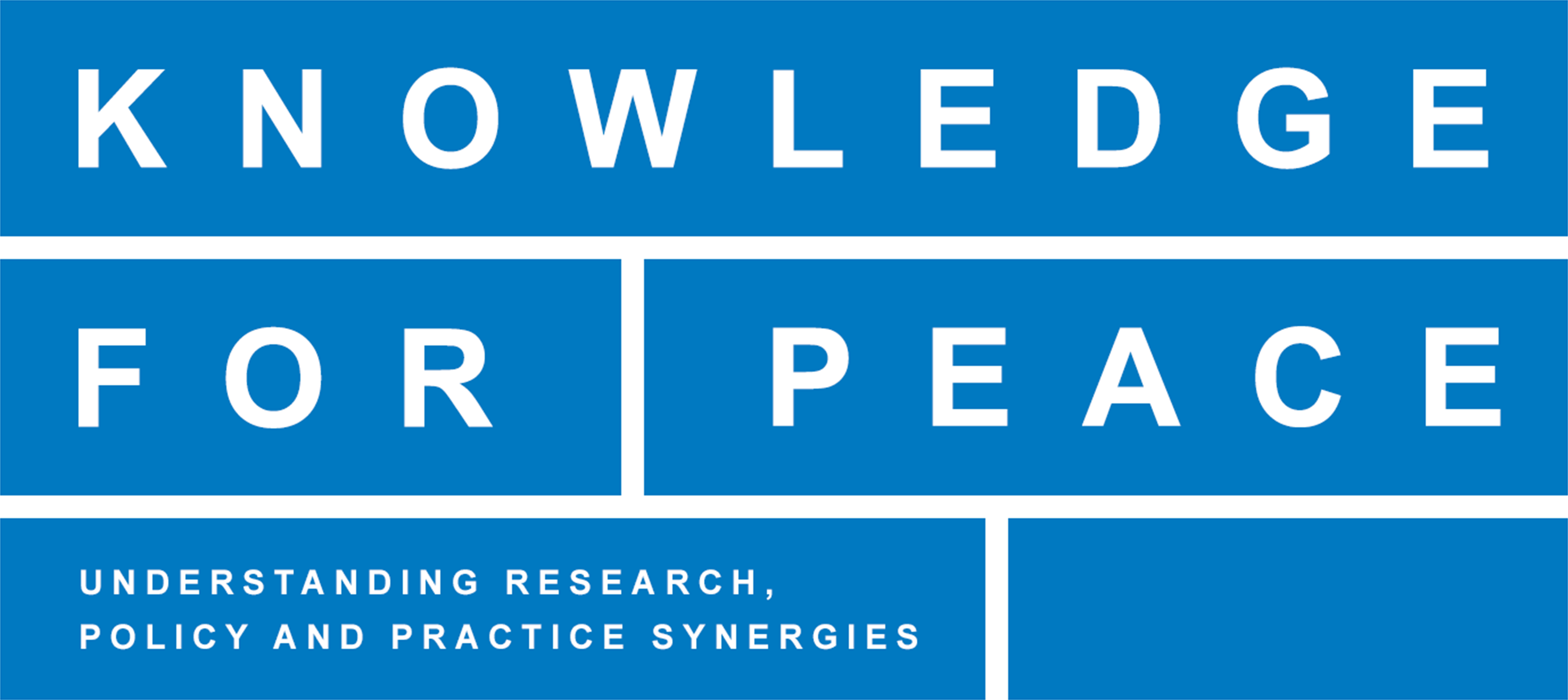 Knowledge for Peace Logo